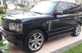 2nd Hand (Used) Land Rover Range Rover 2004 Automatic Gasoline for sale in Quezon City