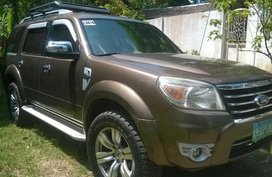 2nd Hand (Used) Ford Everest 2011 for sale in Davao City