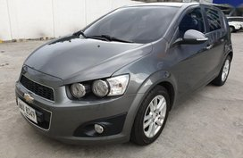 Selling 2nd Hand (Used) Chevrolet Sonic 2014 Hatchback in Angeles