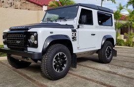 Selling Brand New Land Rover Defender 2019 in Cebu City