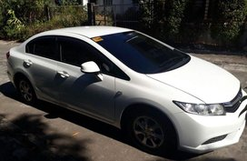 Selling Honda Civic 2013 Automatic Gasoline in Antipolo