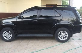 Selling 2nd Hand (Used) Toyota Fortuner 2012 in Tarlac City for sale