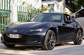 Selling Mazda Mx-5 Miata 2017 Automatic Gasoline in Las Piñas