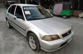 2nd Hand (Used) Honda City 1997 Manual Gasoline for sale in Valenzuela