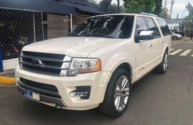 Selling Ford Expedition 2016 Automatic Gasoline in Manila