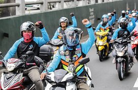 ITS OFFICIAL:  Motorcycle Ride Hailing App ANGKAS is now LEGAL!