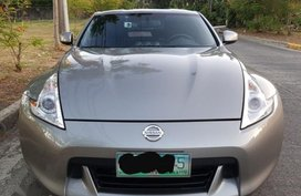2nd Hand (Used) Nissan 370Z 2009 Manual Gasoline for sale in Pasig