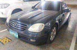 2nd Hand (Used) Mercedes-Benz 230 1998 Automatic Gasoline for sale in Quezon City
