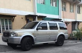 2nd Hand (Used) Ford Everest 2005 for sale