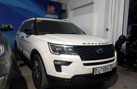Selling Ford Explorer 2019 Automatic Gasoline in Manila