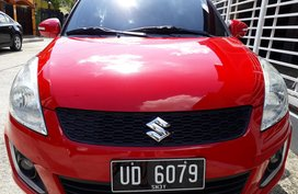 2016 Suzuki Swift Hatchback Manual for sale