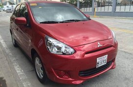 2nd Hand (Used) Mitsubishi Mirage 2019 Hatchback for sale in Pasig