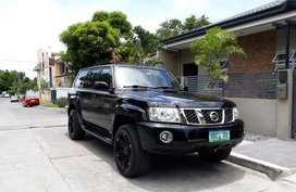 Selling 2nd Hand (Used) Nissan Patrol super safari 2007 in Parañaque