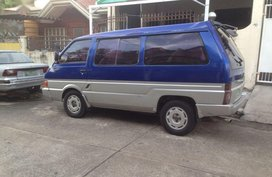 Nissan Vanette 1998 Manual Gasoline for sale in Antipolo