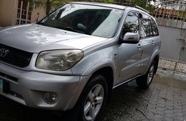 2nd Hand (Used) Toyota Rav4 2005 for sale in Davao City