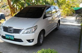 Toyota Innova 2013 for sale