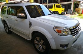2nd Hand (Used) Ford Everest 2011 for sale in Batangas City