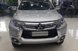 Brand New Mitsubishi Montero Sport 2018 for sale in Manila