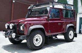 Selling 2nd Hand (Used) Land Rover Defender 2015 in Pasig
