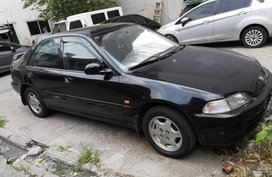 Selling 2nd Hand (Used) 1995 Honda Civic Automatic Gasoline in Manila