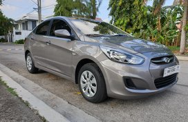 Hyundai Accent 2018 Automatic Diesel for sale in Las Pinas