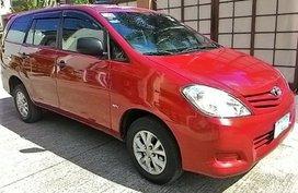 Toyota Innova E 2009 for sale
