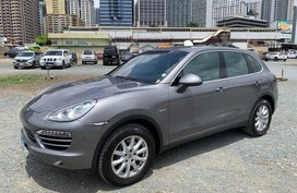 2nd Hand (Used) Porsche Cayenne 2013 for sale in Pasig