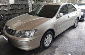 Selling Toyota Camry 2006 Automatic Gasoline in Makati