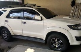 2nd Hand (Used) Toyota Fortuner 2012 Automatic Diesel for sale in San Pablo