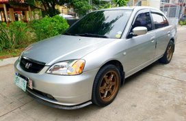 Honda Civic 2002 Automatic Gasoline for sale in Bacoor