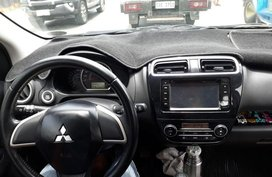 2nd Hand (Used) Mitsubishi Mirage 2013 for sale in Bauang