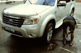 Ford Everest 2011 Manual Diesel for sale in Quezon City