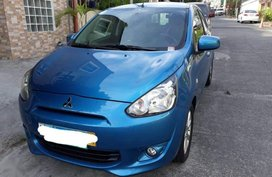 Selling 2nd Hand (Used) Mitsubishi Mirage 2013 Hatchback in Pateros