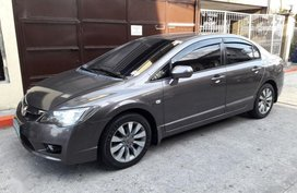 Selling 2nd Hand (Used) Honda Civic 2011 in Manila