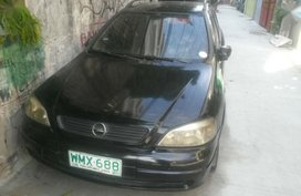 Selling Opel Astra Wagon (Estate) Automatic Gasoline in Taguig