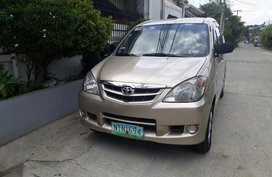 Sell 2nd Hand 2010 Toyota Avanza Manual Gasoline at 70000 in Cabanatuan