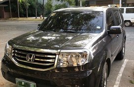 Sell 2nd Hand (Used) 2012 Honda Pilot Manual Gasoline at 24500 in Cagayan de Oro