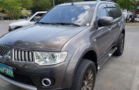 2013 Mitsubishi Montero Sport for sale in Davao City