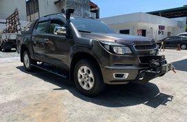 Selling Chevrolet Colorado 2017 Manual Diesel in Quezon City