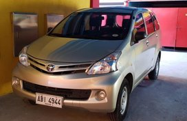 2nd Hand (Used) Toyota Avanza 2015 Manual Gasoline for sale in Angeles