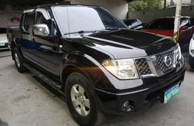 2nd Hand (Used) Nissan Frontier Navara 2010 Automatic Diesel for sale in Taguig