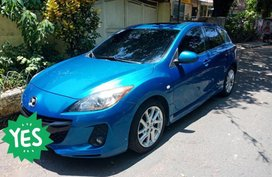 Selling 2nd Hand (Used) 2013 Mazda 3 Hatchback in Indang