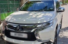 2nd Hand (Used) Mitsubishi Montero Sport 2018 for sale in Angeles