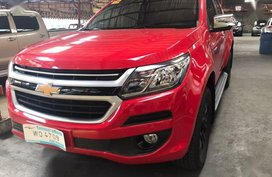 Selling 2nd Hand (Used) Chevrolet Colorado 2017 at 20000 in Quezon City
