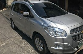 Selling Chevrolet Spin 2014 Automatic Gasoline in Quezon City