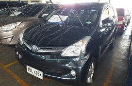 Selling Black 2015 Toyota Avanza