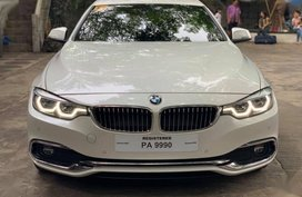 2nd Hand (Used) Bmw 420D 2018 Automatic Diesel for sale in Valenzuela
