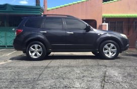 2nd Hand (Used) Subaru Forester 2010 for sale in Parañaque