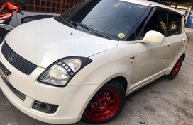 Selling Suzuki Swift 2008 Automatic Gasoline in Quezon City