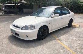 2nd Hand (Used) Honda Civic 2000 Manual Gasoline for sale in Angeles